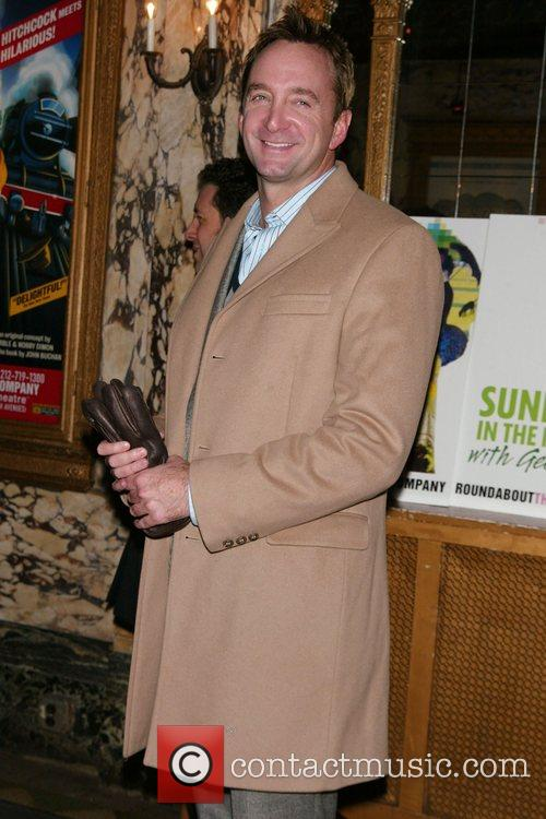 Clinton Kelly Opening Night of 'Sunday In the...