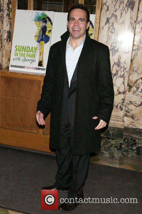 Mario Cantone Opening Night of 'Sunday In the...