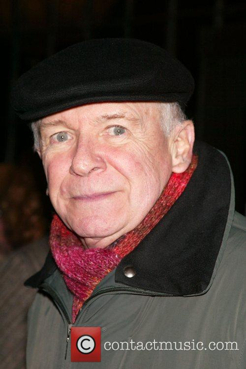 Terrence McNally Opening Night of 'Sunday In the...