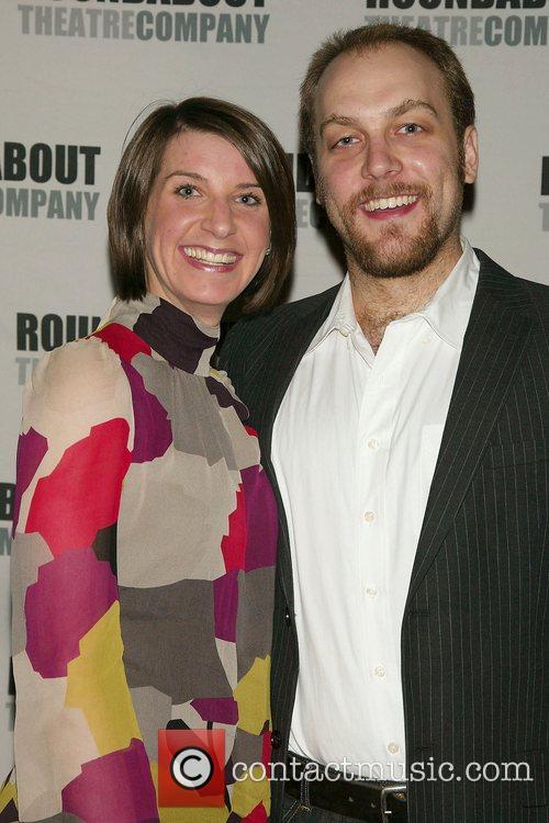 Erin Ortman and Alexander 8