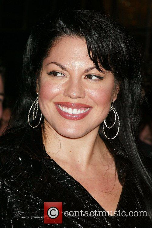 Sara Ramirez  Opening Night afterparty of 'Sunday...