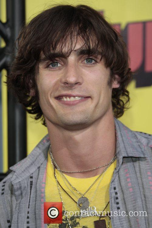 Tyson Ritter Premiere of 'superbad', held at the...