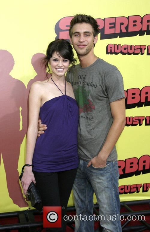 Rachel Melvin and Blake Barris