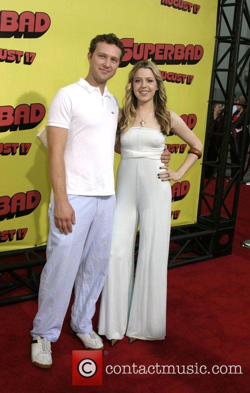 Devon Gummersall and Majandra Delfino