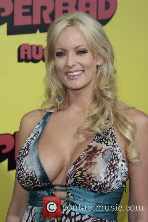 Stormy Daniels Premiere of 'superbad', held at the...