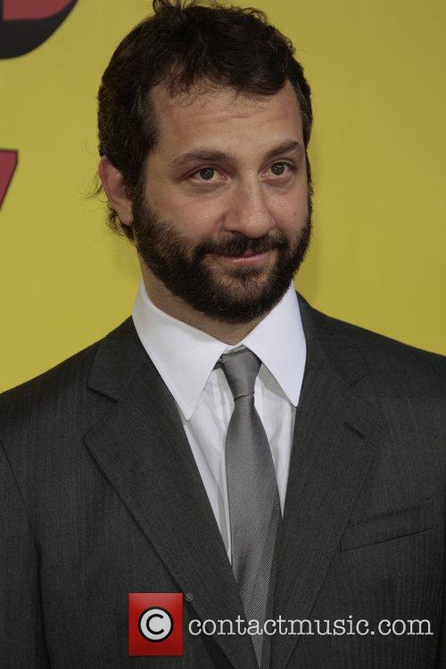 Judd Apatow Premiere of 'superbad', held at the...