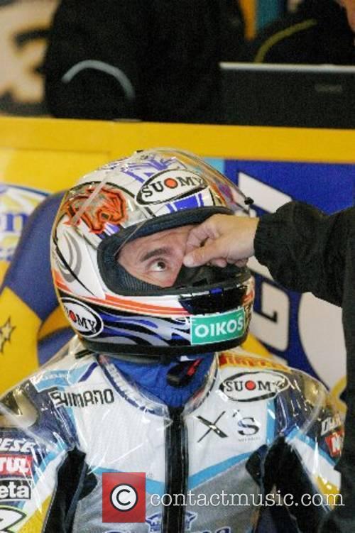 Max Biaggi SuperBikes World Championship Round 7 at...