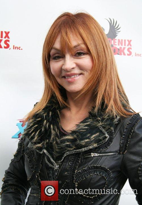 Judy Tenuta attends the 'Superbowl Bash' at Spago...