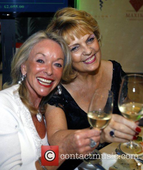 Pixie Garvin and Rachel Elbaz Salon Prive private...