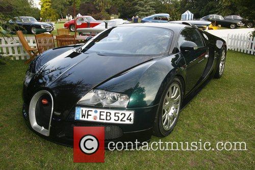 Bugatti Veyron Salon Prive private luxury and supercar...