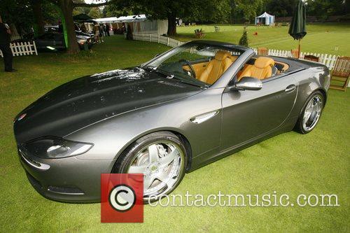Fisker Coachbuild Salon Prive private luxury and supercar...