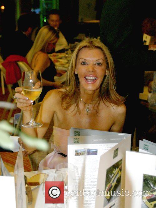 Rissy Mitchell Salon Prive private luxury and supercar...