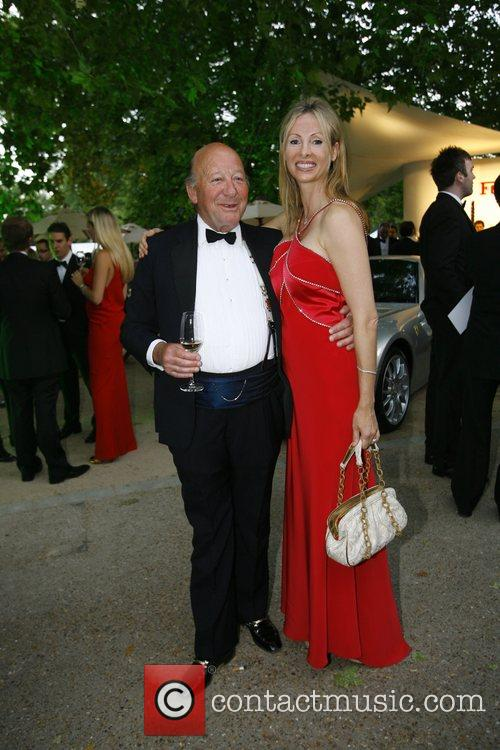 Guests Salon Prive private luxury and supercar show...