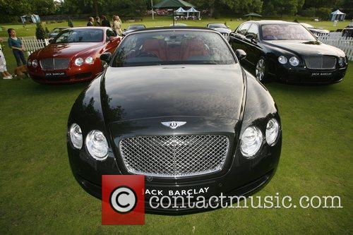 Bentley Salon Prive private luxury and supercar show...