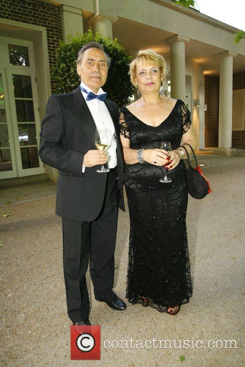 Rachel Elbaz and husband Salon Prive private luxury...