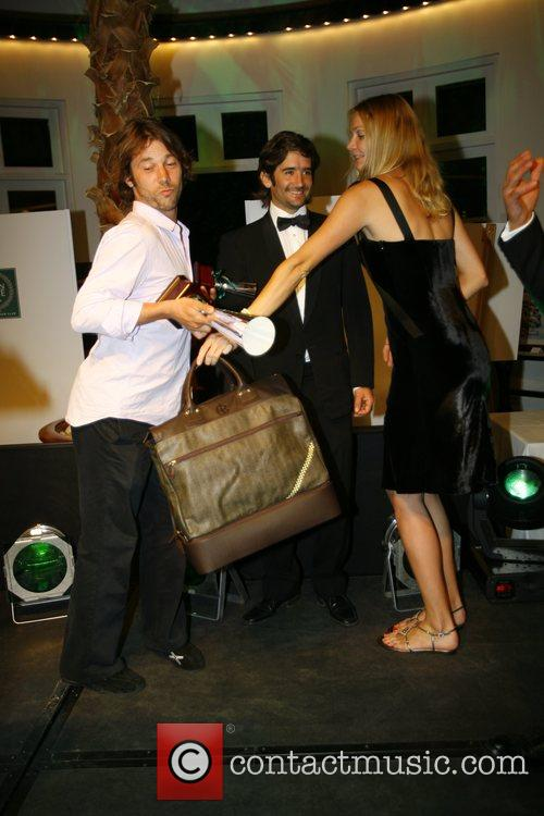 Jay Kay and Jodie Kidd Salon Prive private...