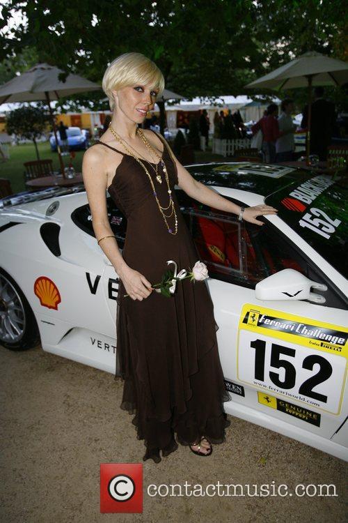 Charlotte Dutton Salon Prive private luxury and supercar...