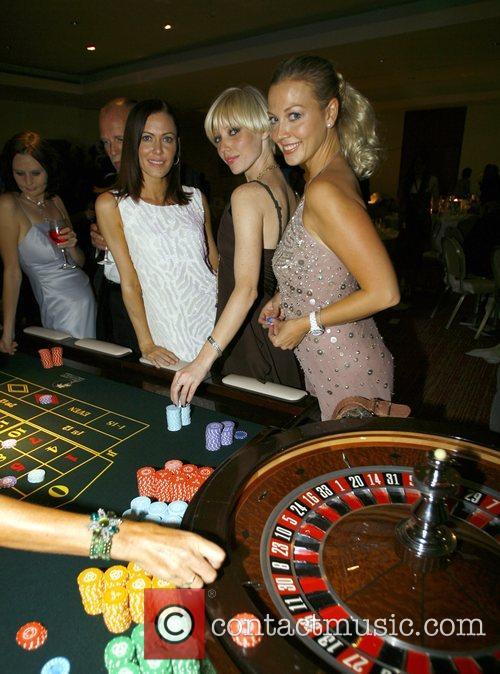 Linzi Stoppard, Charlotte Dutton and Liz Fuller Salon...