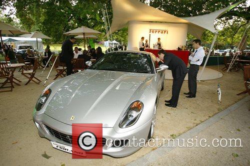 Ferrari Fiorano Salon Prive private luxury and supercar...