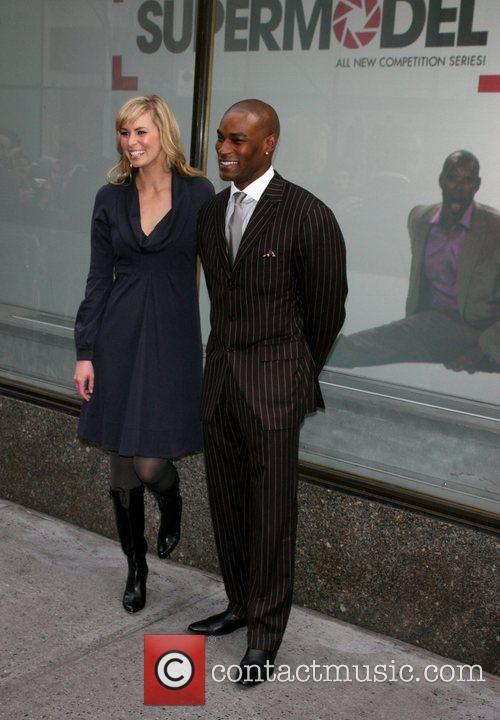 Niki Taylor and Tyson Beckford  unveil an...