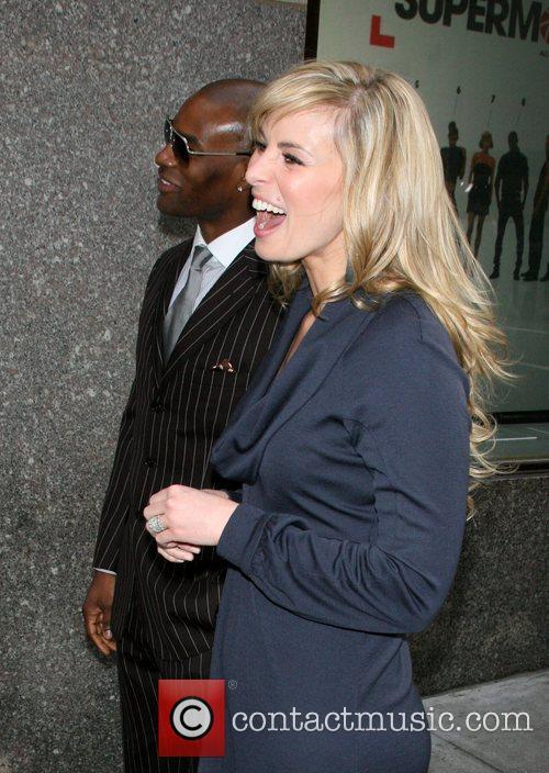 Tyson Beckford and Niki Taylor Niki Taylor and...