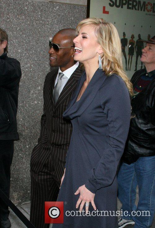 Tyson Beckford and Niki Taylor 8