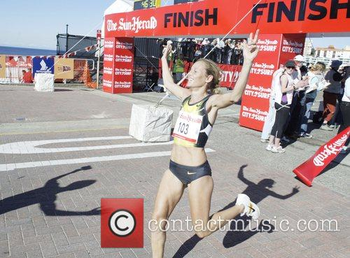 The 37th City To Surf marathon