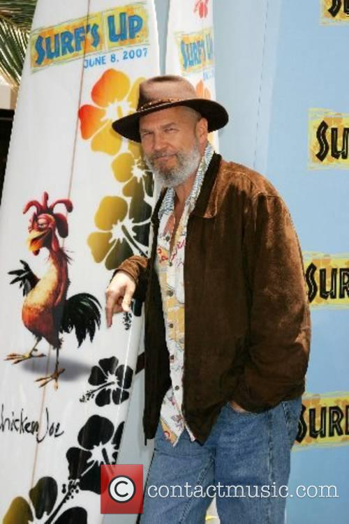 Jeff Bridges Premiere of 'Surfs Up' - Arrivals...