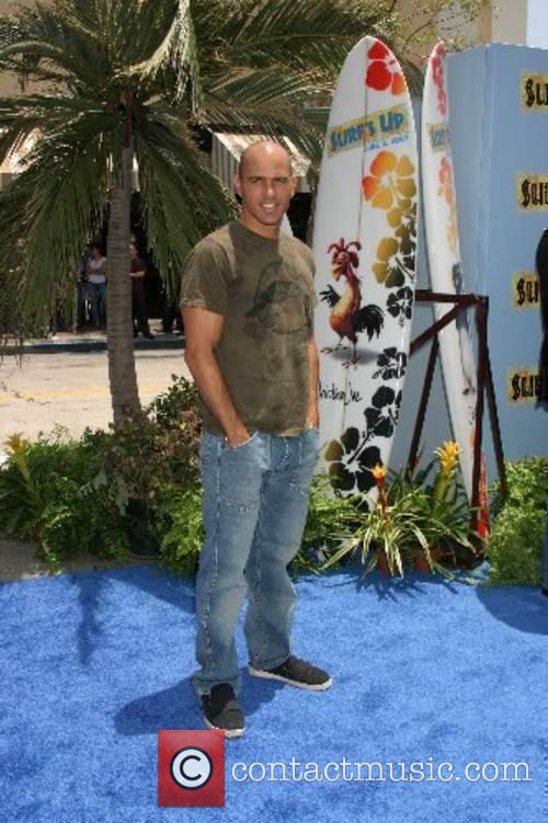 Kelly Slater Premiere of 'Surfs Up' - Arrivals...