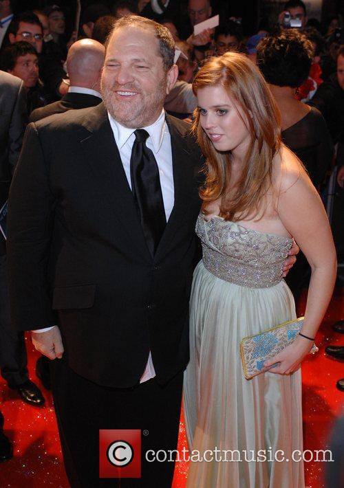 Harvey Weinstein and Princess Beatrice 1