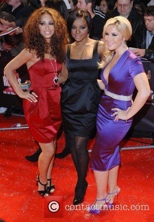 Sugababes, Amelle Berrabah and Keisha Buchanan 11