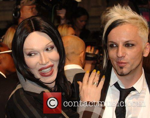 Pete Burns and Michael Simpson 3