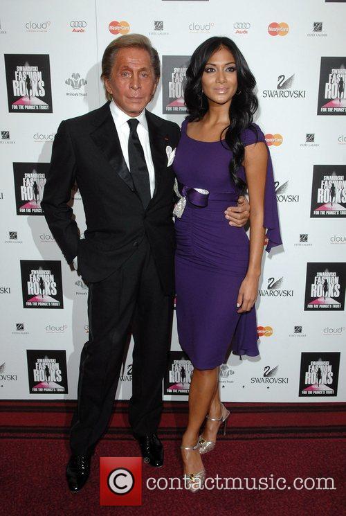 Garavani Valentino and Nicole Scherzinger 7
