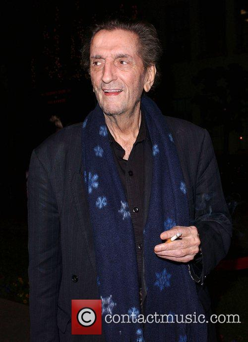 Harry Dean Stanton and Paramount Pictures