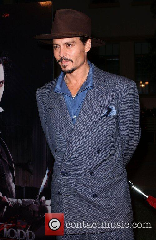 Johnny Depp and Paramount Pictures 3