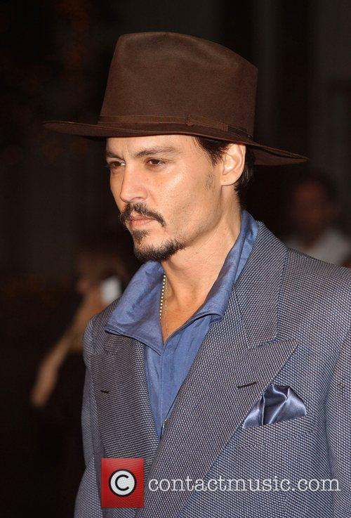 Johnny Depp and Paramount Pictures 6