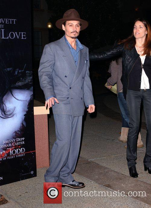 Johnny Depp and Paramount Pictures 10