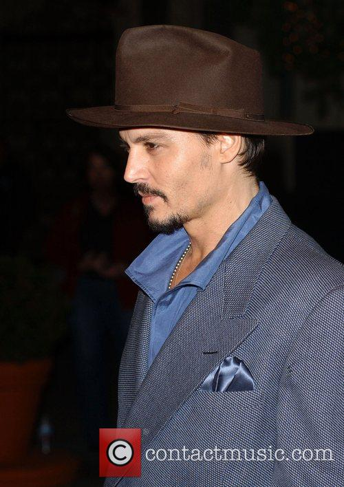 Johnny Depp and Paramount Pictures 11