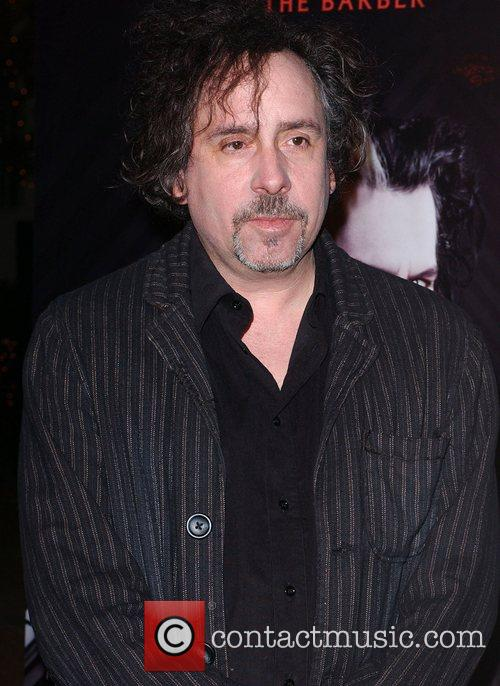 Tim Burton and Paramount Pictures 1