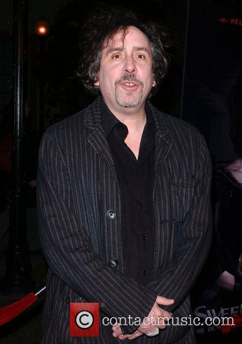 Tim Burton and Paramount Pictures 4