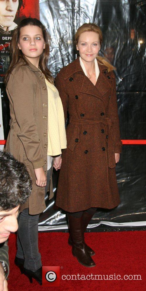 Joan Allen and Daughter 4