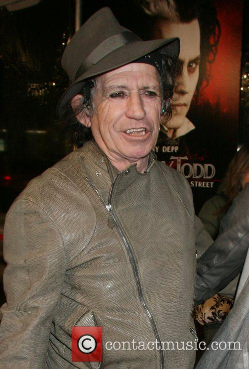 Keith Richards 7