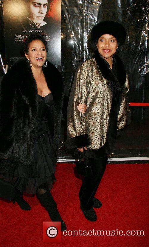 Phylicia Rashad and Debi Gibson 3