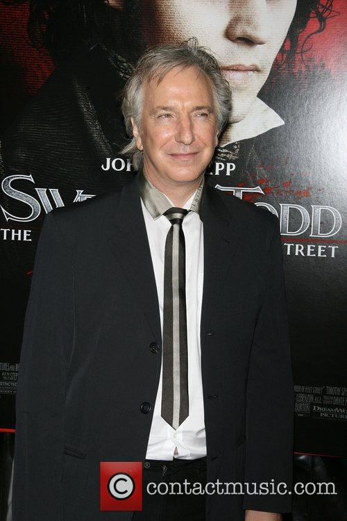 Alan Rickman Large Picture