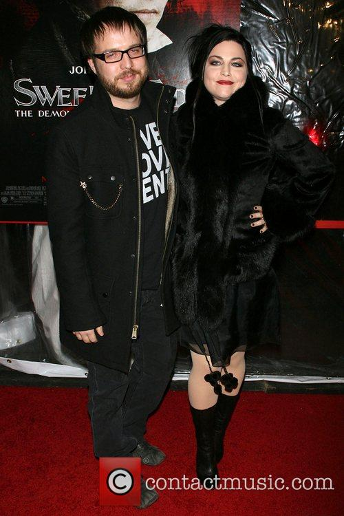 Amy Lee of Evanescence and guest World Premiere...