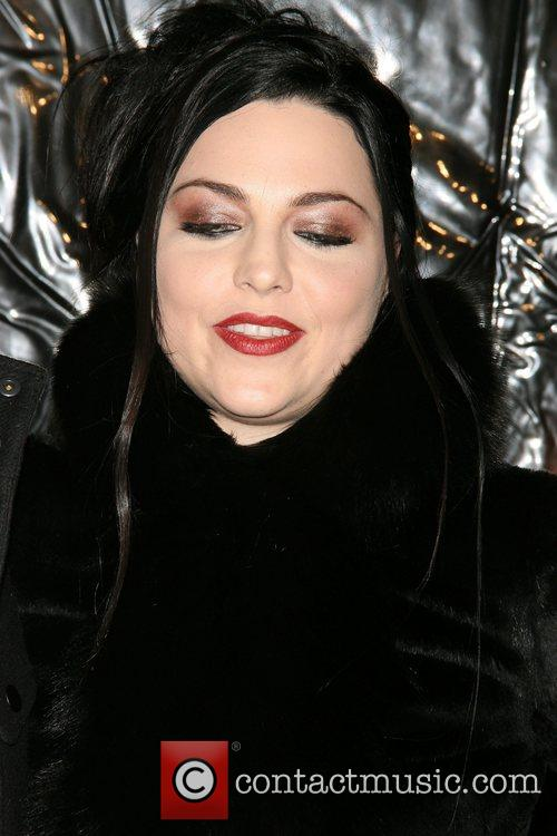 Amy Lee of Evanescence World Premiere of 'Sweeney...