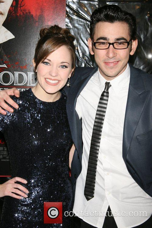 Laura Osnes and Max Crumm World Premiere of...