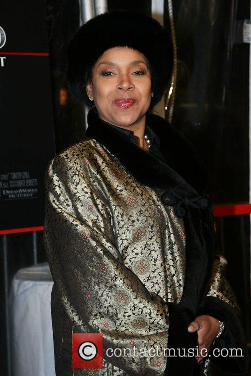 Phylicia Rashad World Premiere of 'Sweeney Todd: The...