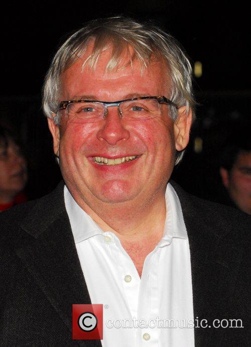 Christopher Biggins UK premiere of 'Sweeney Todd' held...