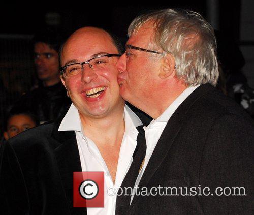 Christopher Biggins and Neil Twimaps UK premiere of...